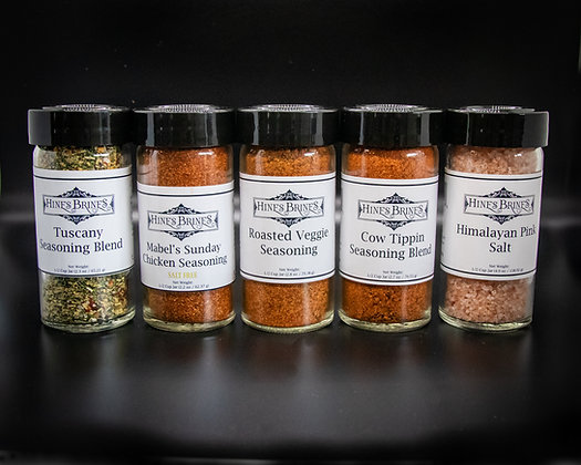 Sams Signature Spice Collection