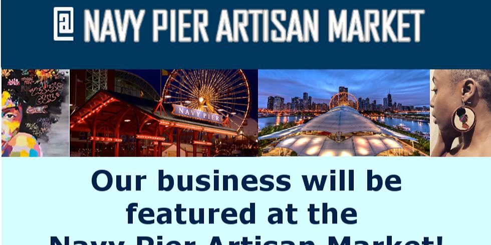 Navy Pier Artisan Market