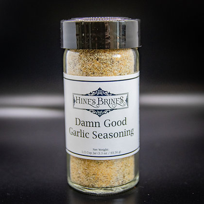 Damn Good Garlic Seasoning