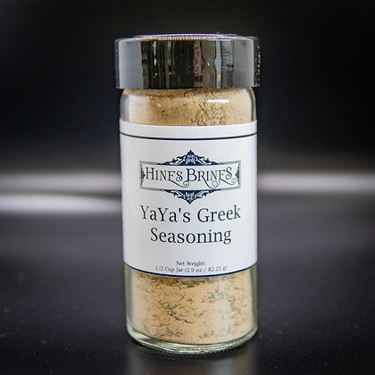 YaYa's Greek Seasoning