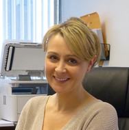Lisa Courchaine - Office Manager Square.