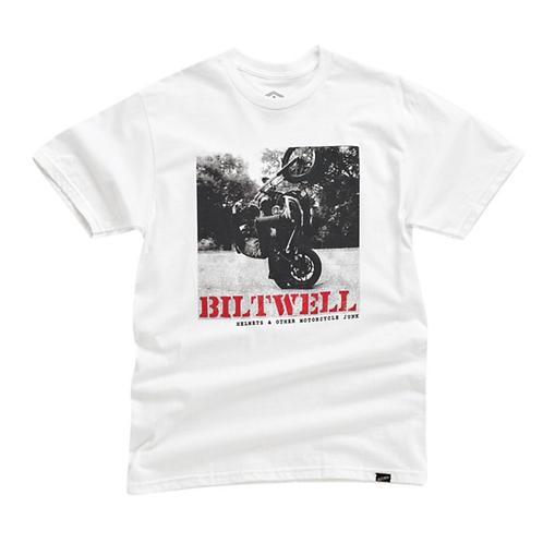 Biltwell Not Dead T-shirt