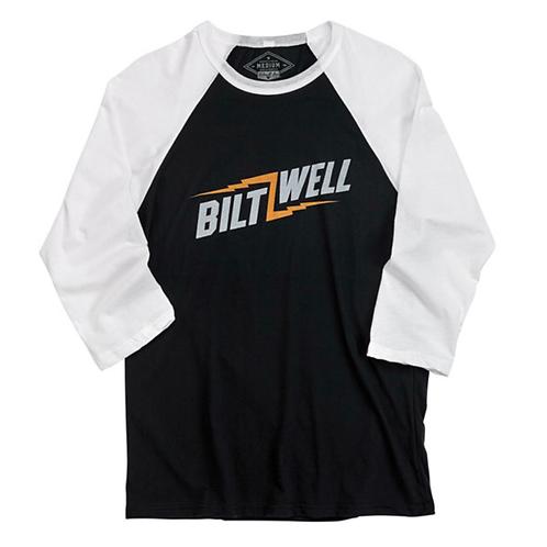 Biltwell Bolts raglan