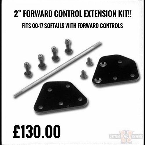 """2"""" Forward for Forward Controls"""