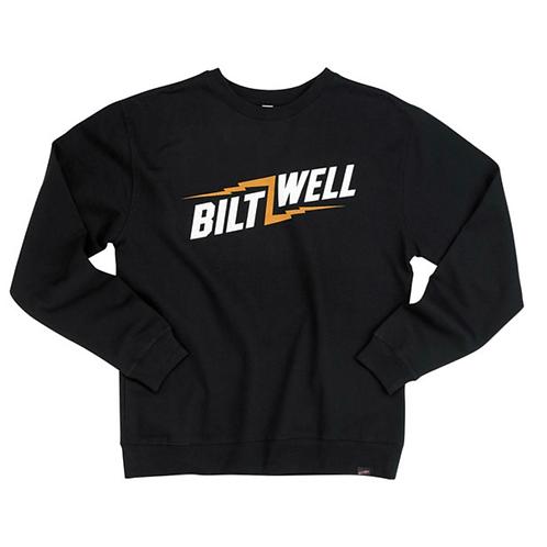 Biltwell Bolts Crew Neck Sweatshirt