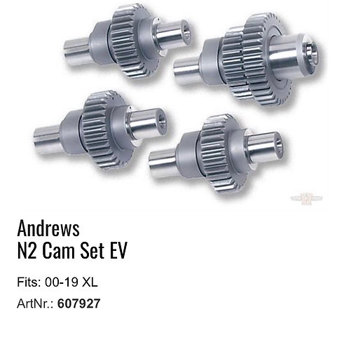 Andrews Performance Sportster Cams