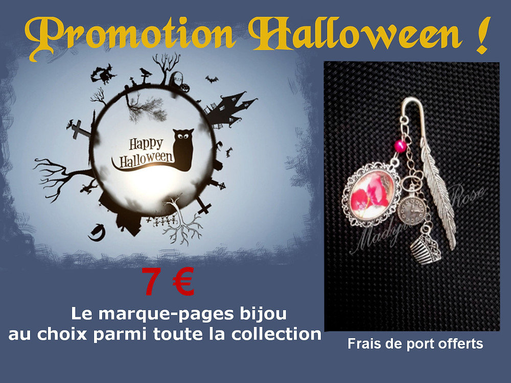 Promo marque-pages