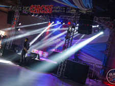 UFPR In Circus / Audio Vip Som e Luz