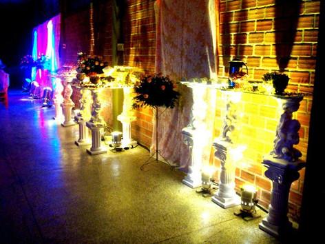 Pontos de Iluminação Cênica / Audio Vip Som e Luz