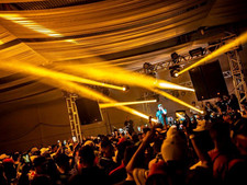 Sonorização e Iluminação / Audio Vip Som e Luz
