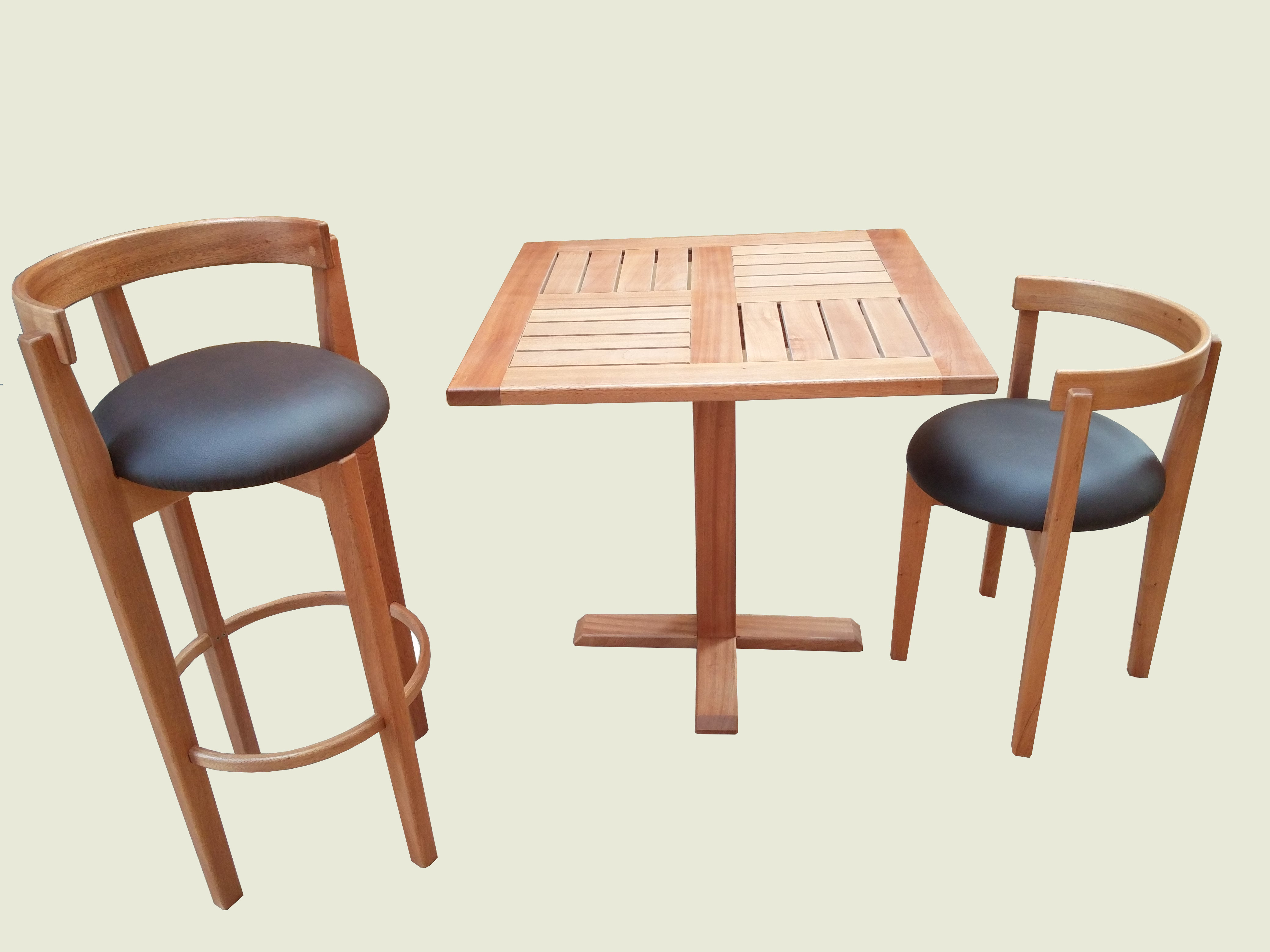 Tabouret Table et Chaise de bar