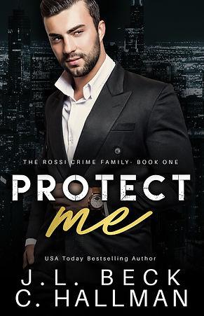 Protect Me JL Beck Cassy Hallman E-Cover