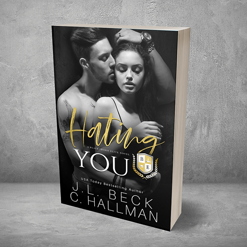 Hating You Signed Paperback