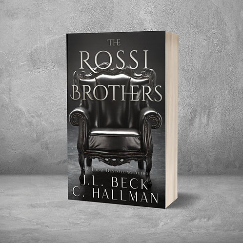 The Rossi Brothers Signed Paperback