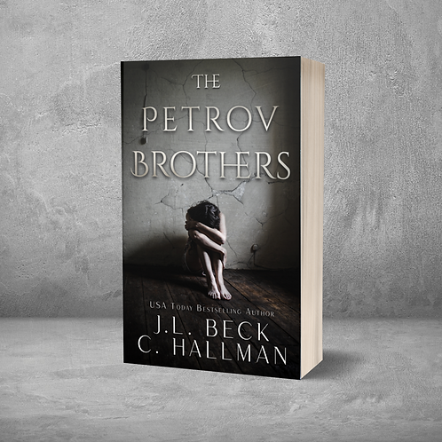 The Petrov Brothers Signed Paperback