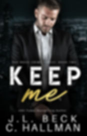 Keep Me - C. Hallman JL Beck - E-Cover .