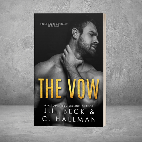The Vow Signed Paperback