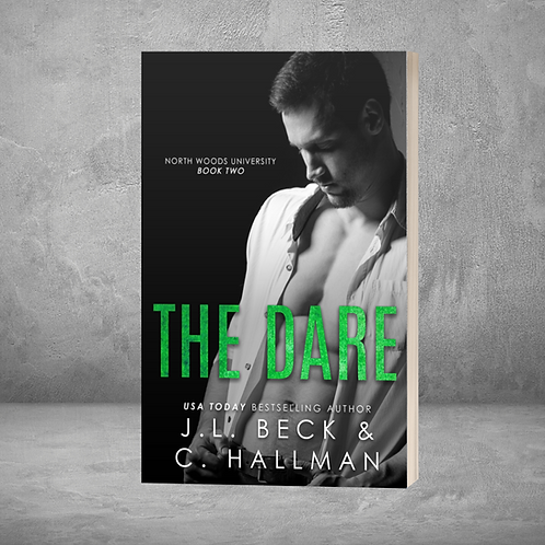 The Dare Signed Paperback