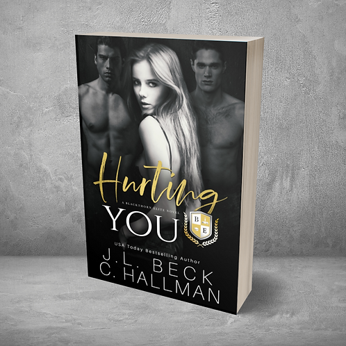 Hurting You Signed Paperback