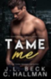 Tame Me - C. Hallman JL Beck - E-Cover.j