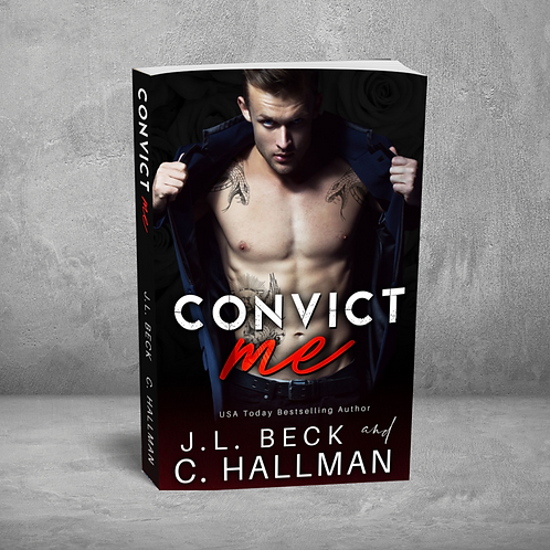 Convict Me Signed Paperback