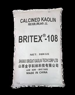 Britex 108 - Superior Calcined Kaolin Clay