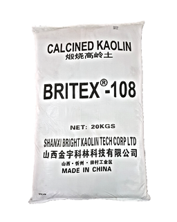 Britex 108 - Superior Calcined Kaolin Clay