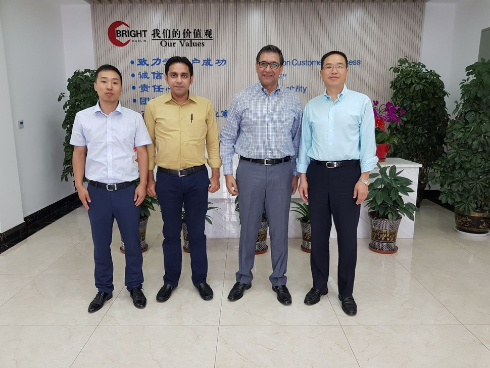 Shanxi Bright gives Exclusivity to CIT