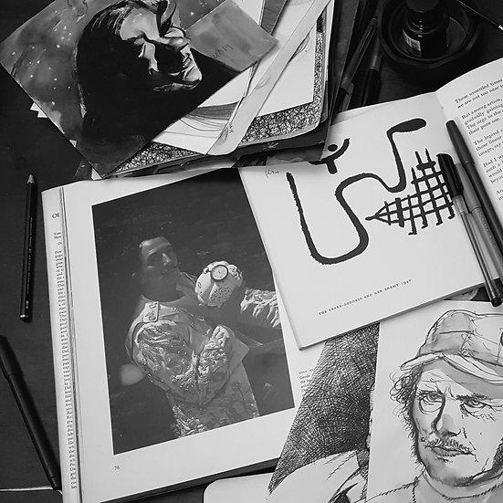 art explorers  /  مستكشفون الفن