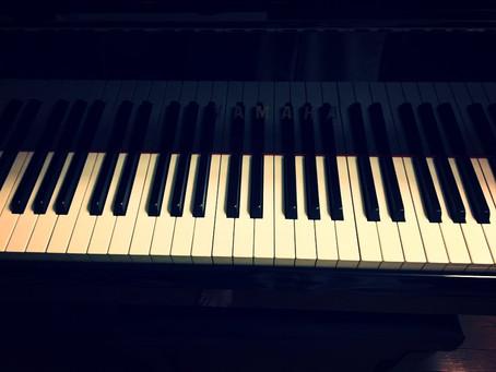 相棒ピアノ
