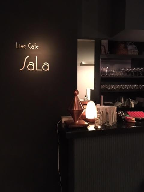 赤坂Live Cafe Salaさん