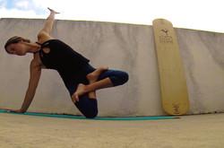 Indo Yoga Board