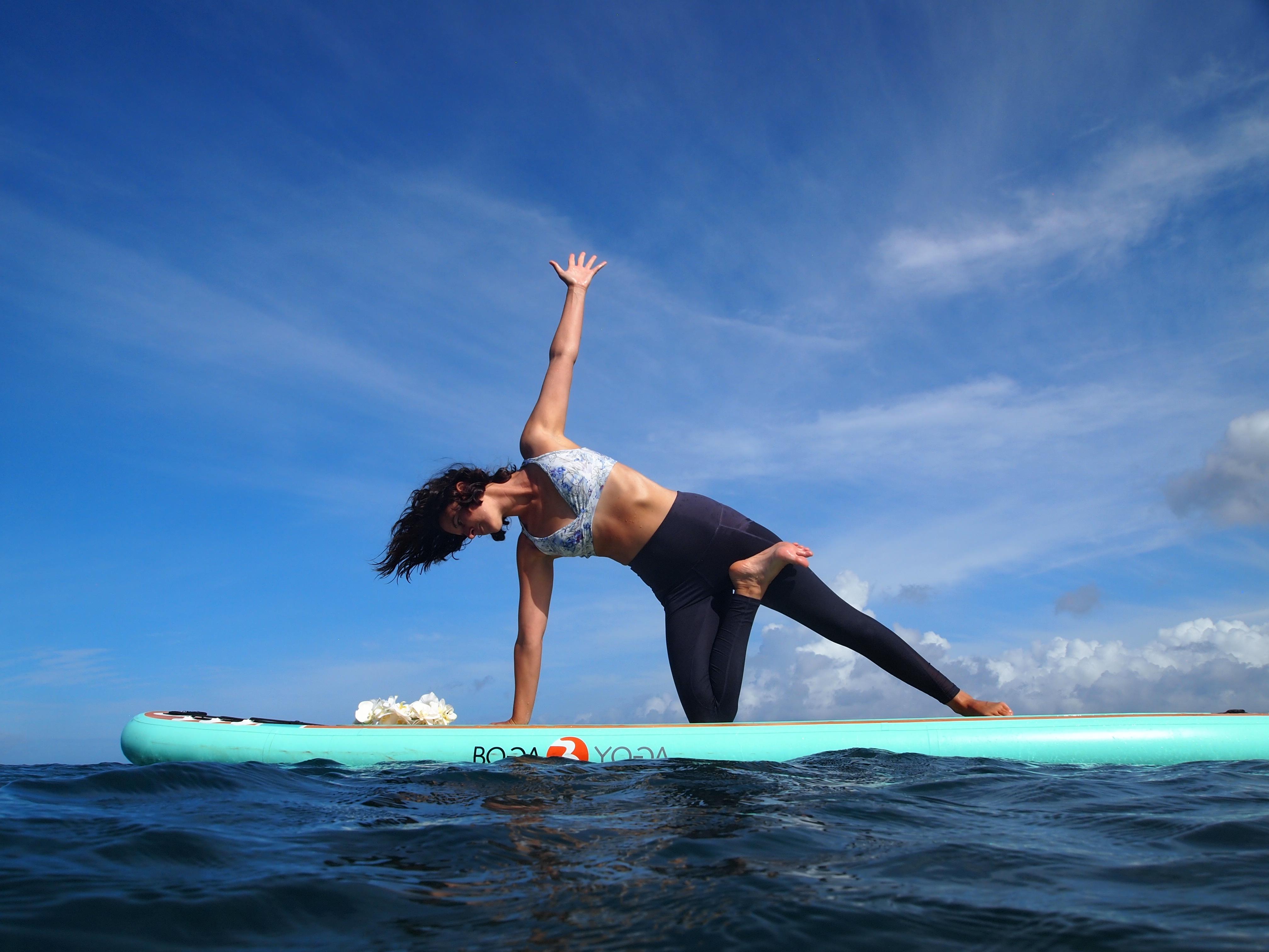 Boga Yoga in Maui