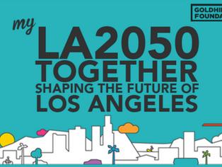 Help TAP to secure $100,000       #LA2050