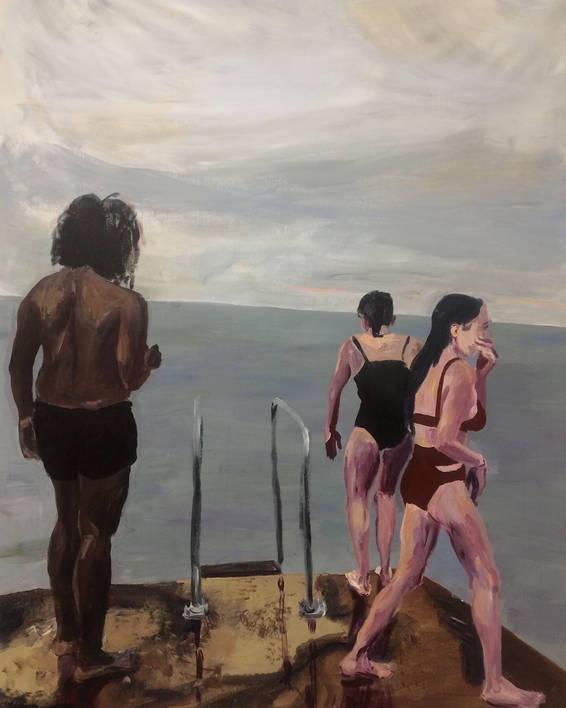 Le Plongeon (le bain) (2021)