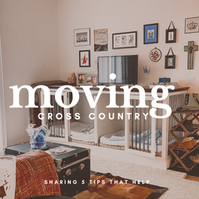 5 Things That Positively Eased My Cross Country Move
