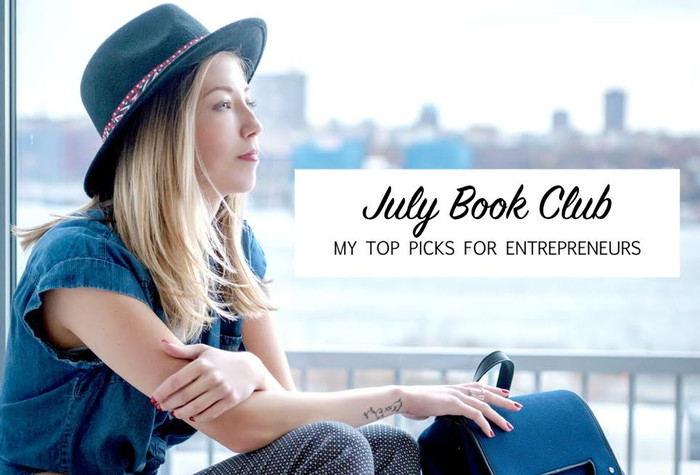 July Entrepreneur Book Club