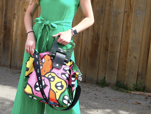 We think multicolor is the new cheetah print!