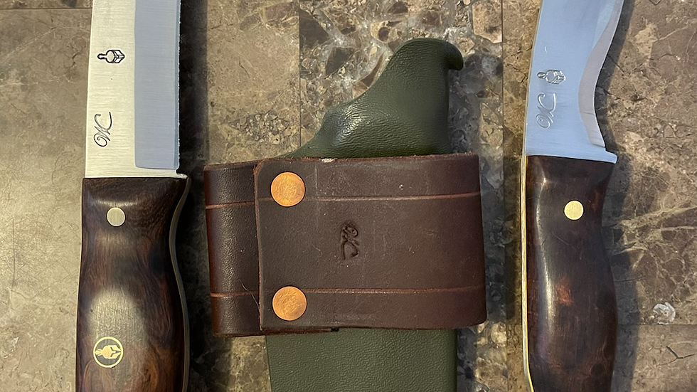 Long hunter and northern skinner package