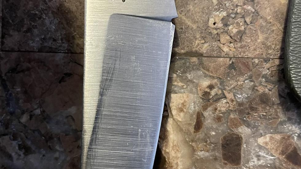 Cpm 154 Nessy prototype with kydex