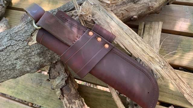WC Leather MultiCarry Sheath