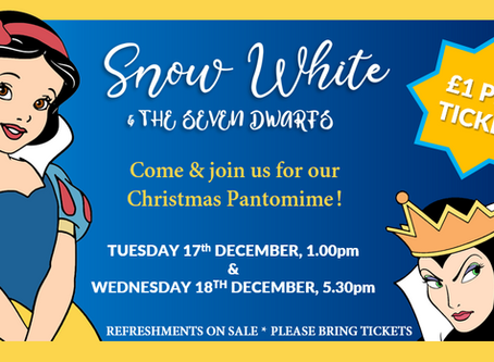 Christmas Pantomime : Snow White!