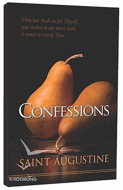 Confessions - Saint Augustine