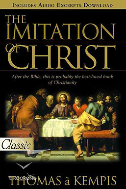The Imitation of Christ - Thomas à Kempis