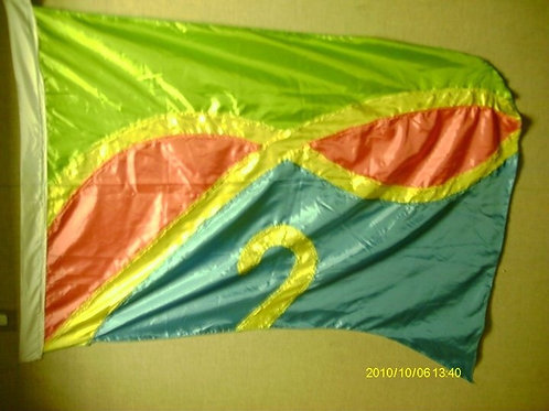 """Treble Clef"" Flags (set)"