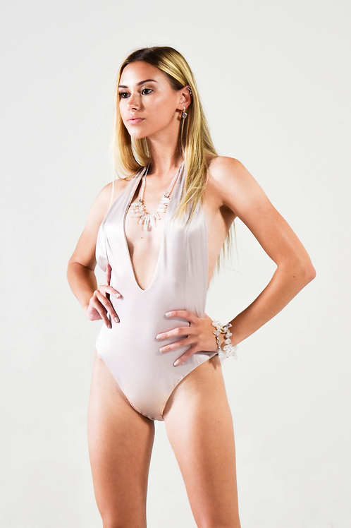 Pearl Plunge Swimsuit