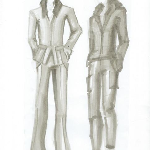 My Menswear Designs