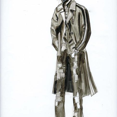 A$AP Rocky in Loewe