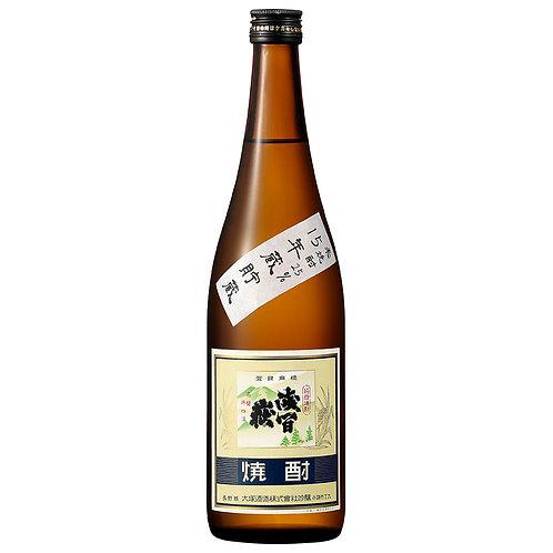 浅間嶽  米焼酎25%