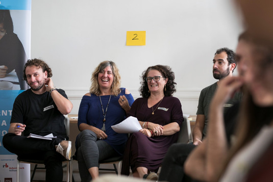 Tools for Citizens, 2nd community meeting in Greece, October 2018